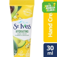 St Ives Hydrating Vitamin E & Avocado Hand Cream 30Ml