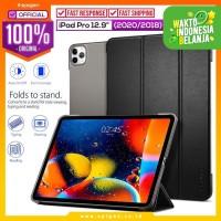 Case iPad Pro 12.9 2020 Spigen Smart Fold Slim Magnetic Cover Casing