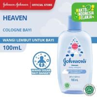 Johnson's Baby Cologne Heaven 100ml