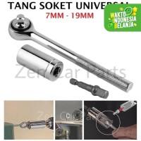 Kunci Pas Socket Universal Super Gator Grip Soket Sok Wrench Ring Bolt