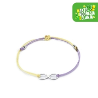 Gelang Tali INFINITY TuTu and Co.