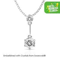 Jane Pendant Kalung Kristal - Her Jewellery Crystals Swarovski®