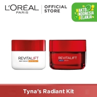 L'Oreal Tyna's Radiant Kit