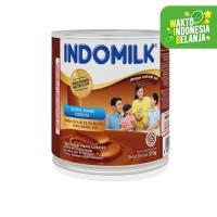 Indomilk Kental Manis Cokelat 370 gr X 2 Pcs