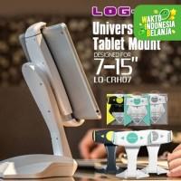 Log On UNIVERSAL DESK HOLDER Tablet IPAD TAB MOUNT 7 - 15 inch