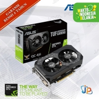 VGA ASUS TUF Gaming Geforce GTX 1650 Super OC 4GB - 4 GB GDDR6
