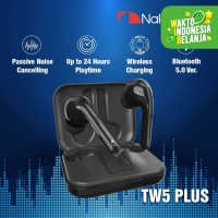 Nakamichi TW 5 Plus Earphone - Black