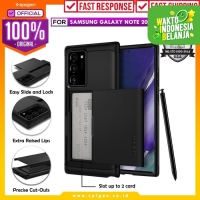 Case Samsung Galaxy Note 20 / Ultra Spigen Slim Armor Card Slot Casing