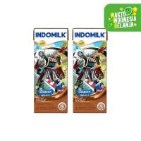 SUSU UHT INDOMILK KIDS CHOCO 190 ML X 2 Pcs