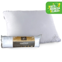 Lady Americana Compact Rollpack Pillow