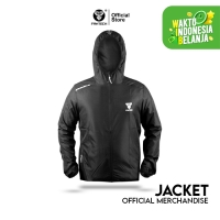Fantech Jacket Parasut Official Merchandise