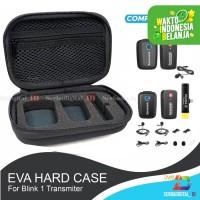 Hard Case EVA Tas/Bag Microphone For Saramonic Blink 500 System