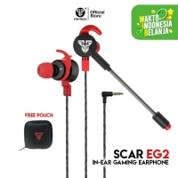 Fantech SCAR EG2 Earphone Mobile Gaming Garansi Resmi