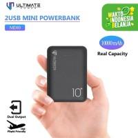 PROMO Ultimate Power 2USB Mini Powerbank 10000mAh MD10