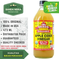 Bragg Organic Apple Cider Vinegar - 473 ml