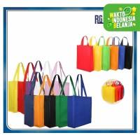 Shopping Bag / Goddie Bag / Tas Spunbond Handle