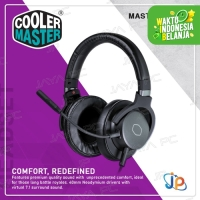 Cooler Master Headset Gaming MasterPulse MH752 Virtual 7.1 Surround