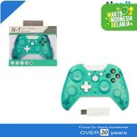 Stik Stick Gamepad Joystick Xbox ONE PC PS3 Laptop Blue Sky WIRELESS