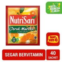NutriSari Jeruk Maroko (40 Sch)