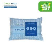 Sleep Max Pillow Motif/Bantal Kenangan-Biru