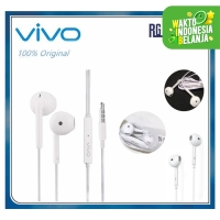 Headset / Earphone VIVO ORIGINAL 100% COPOTAN Non Packing