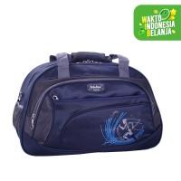 Real Polo Travel bag - Duffle bag - Tas Pakaian Tas Pria-Wanita-GJHB - Biru