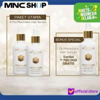 [MONTCLAIR] Hair Serum (Paket 2+1)