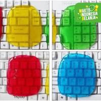Super Slime Jelly Cleaner Gel Pembersih PeLengket Debu Keyboard Toys
