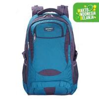 Real Polo Tas Ransel Kasual Jumbo HCCJ Backpack XL Bonus Bag Cover