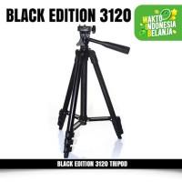 TRIPOD WEIFENG 3120 Foldable Camera Mobile Tripod (Black Edition)