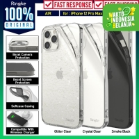Case iPhone 12 Pro Max 12 Pro 12 Mini Ringke Air Softcase Clear Casing