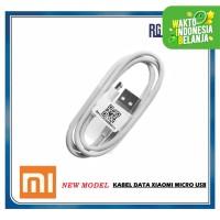 NEW WHITE XIAOMI Kabel Data ORIGINAL 100% Redmi Note 5A Fast charging