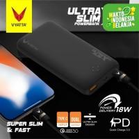 VYATTA ULTRA SLIM X PD POWEBANK USX-100 - QC Power Delivery