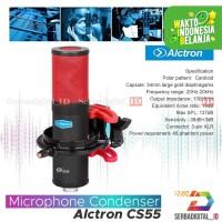 Alctron CS55 Gold Diaphragm Condenser Microphone XLR plug
