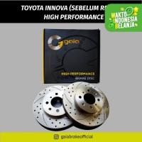Brake Disc Rotor GAIA High Performance INNOVA