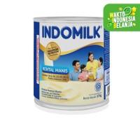 Indomilk Kental Manis Plain 375 gr X 2 Pcs