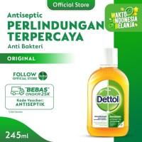 Dettol Antiseptic Liquid 245 ml