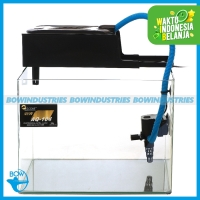 Mesin Top Filter Box Kotak Filter Aquarium Aquascape RECENT AA 203K