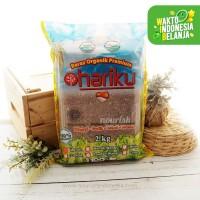Hariku, Organic Red Rice 2 kg (Beras Merah Organik)