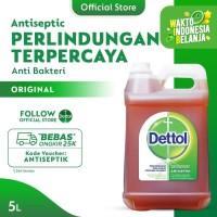 Dettol Cairan Antiseptik 5 Liter
