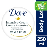 Dove Intensive Nourishing Cream 250ml