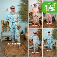 FortKlass ST LP VENUS One Set TIE DYE Motif Stelan DailySet DYE CUT