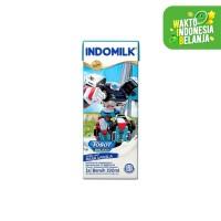 Indomilk UHT Vanila 190 ml X 5 Pcs