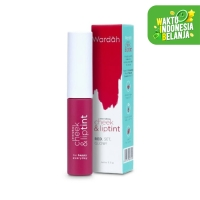 Wardah Everyday Cheek & Liptint - 01 Red Set Glow!