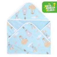 Mooi selimut topi bayi newborn (HOLIDAY BALLOONS)
