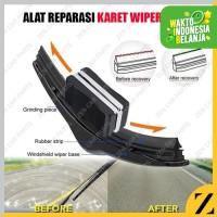 Alat Reparasi Wiper Mobil Lecet Kasar Berbunyi Asah repair Windshield
