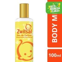 Zwitsal Eau De Toilette Body Mist 100Ml
