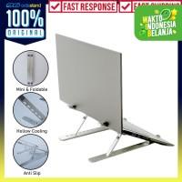 Laptop Stand OCTASTAND Aluminium Adjustable Dudukan Portable Holder