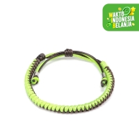 Gelang Tali PISTACHIO TuTu and Co.