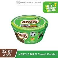 NESTLE MILO Cereal Combo Pack 2 Pcs